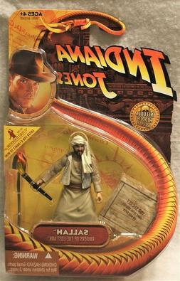 Hasbro Indiana Jones Sallah Action Figure Raiders of the Los