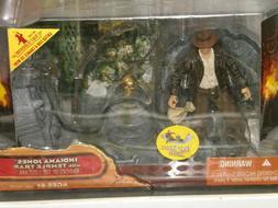 Indiana Jones w/ Temple Pitfall Raiders Of The Lost Ark 3.75