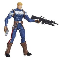 Marvel Infinite Series Steve Rogers Figure - 3.75 Inches