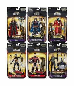 Avengers Infinity War Marvel Legends 6-Inch Action Figures W
