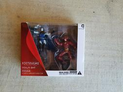 DC Collectibles Injustice The Flash vs Raven NEW MIB 3.75 Ac