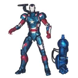 Iron Man 3 Marvel Legends Iron Patriot Action Figure