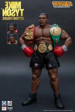 "Storm Collectibles ~ ""IRON"" MIKE TYSON 1/12 SCALE ACTION FIG"