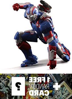 Iron Patriot: Play Imaginative Super Alloy x Iron Man 1/12th