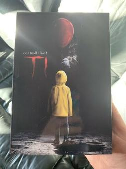 """IT - 7"""" Scale Action Figure - Ultimate Pennywise  - NECA A"""