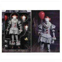 """NECA IT - 7"""" Scale Action Figure - Ultimate Pennywise"""