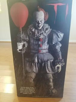 Neca It Pennywise 18 inch 1/4 Scale Action Figure statue dol