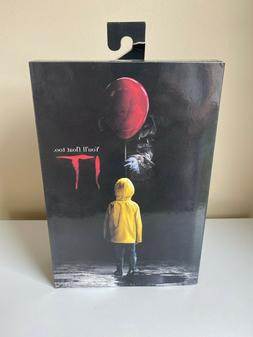 NECA IT Pennywise Clown 2017 Ultimate Action Figure