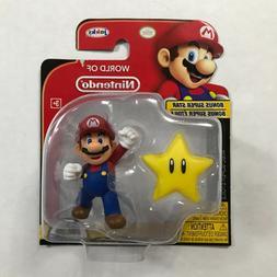 Jakks Super Mario World of Nintendo Mario & Bonus Super Star