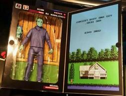 NECA Jason Voorhees Purple Figure NES GamesStop Exclusive Se