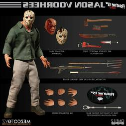 Jason Voorhees Mezco Toyz One:12 Collective Friday The 13th