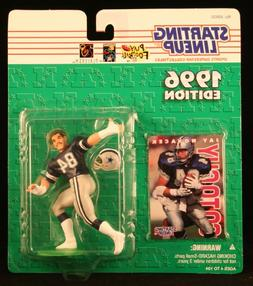 JAY NOVACEK/ DALLAS COWBOYS 1996 NFL Starting Lineup Action