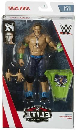 John Cena - WWE Elite 71 Mattel Toy Wrestling Action Figure