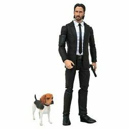 John Wick Select Deluxe  6 inch Action figure Pre Order