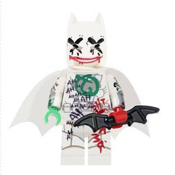 Joker's Wild Batman DC Superhero Mini Action Figure Toy Batm