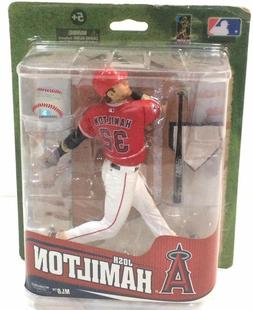 Josh Hamilton MLB Series 32 McFarlane Figure Los Angeles Ang
