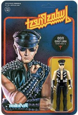 Super7 Judas Priest Rob Halford ReAction Figure - Action Fig
