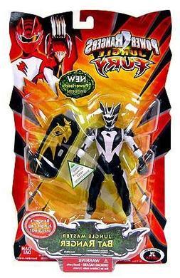 Power Rangers Jungle Fury Action Figure Jungle Master Bat Ra