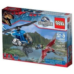 LEGO® Jurassic World Pteranodon Capture For 6 Years and Up