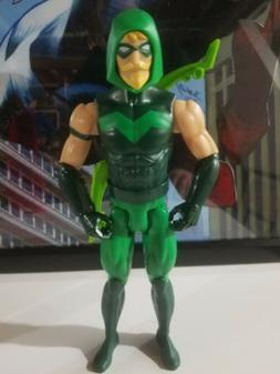 Mattel Justice League Action DC comics Green Arrow action fi