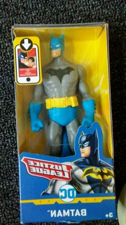 Dc Comics Justice League Action Figure Batman Blue Grey 6 In