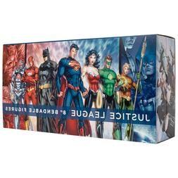 "NJ Croce Justice League 8"" Bendable Figure Boxed Set"
