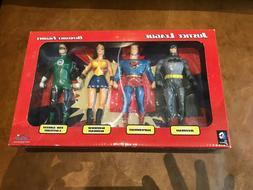 DC Comics Justice League New Frontier Bendable Action Figure