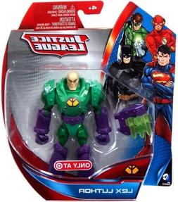 1 X Justice League, Exclusive Lex Luthor Action Figure, 5 In