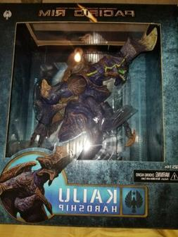 "KAIJU HARDSHIP Pacific Rim 7"" inch Scale Ultra Deluxe Action"