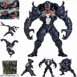 Kaiyodo Revoltech Amazing Yamaguchi Venom Action Figure Mode