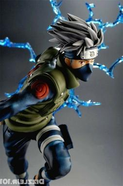 Kakashi Hatake Naruto chidori PVC collectible action figure