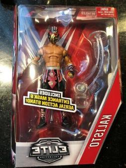 WWE Elite 42 Kalisto Mattel Wrestling Action Figure Wear Car