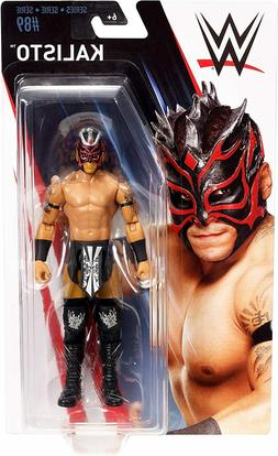 Kalisto - WWE Series 89 Mattel Toy Wrestling Action Figure