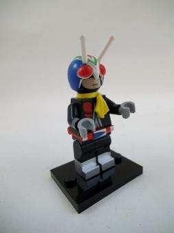 Kamen Rider Riderman Henshin Sentai Masked Block Compatible