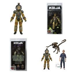 """NECA KANE FACEHUGGER SERIES 3 Alien 3 Reel Toys 2014 7"""" Inch"""