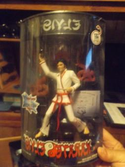Karate Elvis Presley Figure Doll Toy X-Toys Inc. 2000 NEW Fa