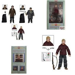 "KEVIN MCCALISTER  Neca HOME ALONE 8"" Inch 2018 Mego CLOTHED"