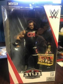 Kevin Owens - WWE Elite 61 Mattel Toy Wrestling Action Figur