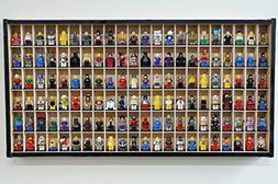 Kid-Safe LEGO Minifigures Miniature Action Figures Display C