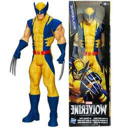 Kids Gift X-Men Wolverine Marvel Titan Hero Series Action Fi