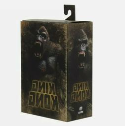 """NECA KING KONG 7"""" ACTION FIGURE CASE FRESH IN STOCK!"""