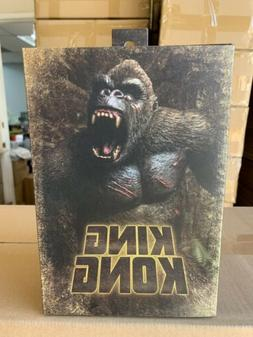 NECA King Kong Classic Gorilla 8″ Tall 7″ Scale Action F