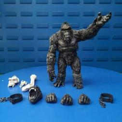 King Kong of Skull Island ~ 7inch KING KONG ACTION FIGURE Ne