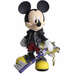 King Mickey Kingdom Hearts III Bring Arts Square Enix Action