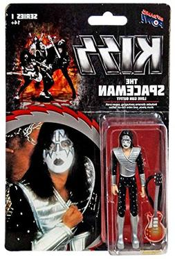 """Kiss Series 1 The Spaceman 3 3/4"""" Action Figure"""