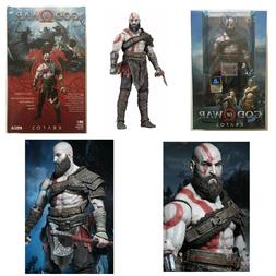 "KRATOS God Of WAR NECA PlayStation Video 2018 7"" INCH Action"