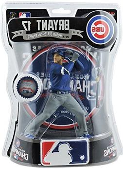 Kris Bryant Chicago Cubs W.S. Champs Imports Dragon Action F