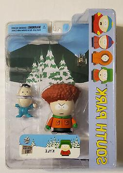 """""""Kyle & Ike"""" Action Figure - South Park Series 2  Afro Varia"""