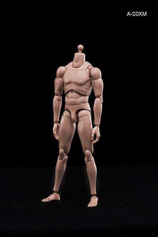 1/6 Body Model Toy Flexible for MX02-A