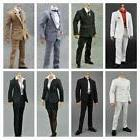 1/6 Scale Action Figure Suit Outfit Clothing Set For Hot Toy